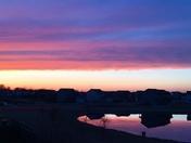 Beautiful sunset in Ankeny tonight