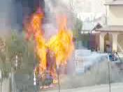 Fire nothern santa fe county gunbarrel rd