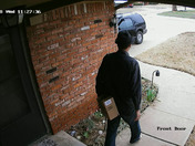 Package stolen off front porch Wednesday