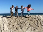 Fun in the sun at Hampton Beach!