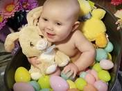 Happy Easter from Nathan in Pelzer, SC!!!