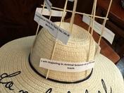 Easter Bonnet for HS Seniors