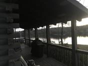 Cabin on Lake Rabon. Laurens SC