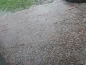 Hail in Dillsboro, IN