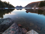 Acadia National Park ~ Jordan Pond