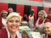Bank of America volunteers committed to fighting hunger in Palm Beach County