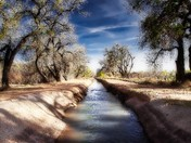 Corrales water ways