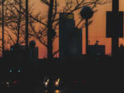 Downtown Sunsets