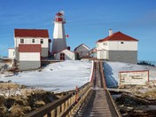 Green Island Light House, BC
