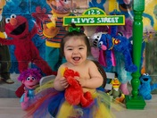 Olivia Clory's 1st birthday -April 16th