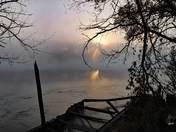Missouri River Dawn