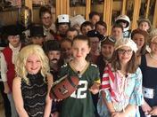 Millis middle school wax museum
