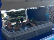 Mobile Hot Tub Party