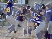 Salinas High Varsity Softball