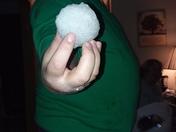 Hail In Ogden