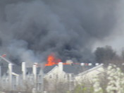Tudsbury condo fire Gywnn Oak 4/14 at 2:00 PM