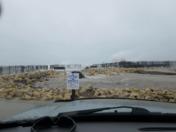 Wave crash port Washington