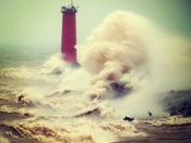 Weather - Lake Michigan Today