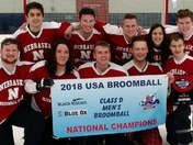 2018 USA Broomball