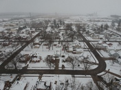 Marshalltown power plant from my drone.