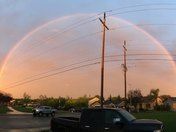This Rainbow was South from Wheatland towards Lincoln, CA