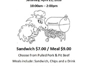 Boy Scout Troop 28 BBQ Sandwich Fundraiser
