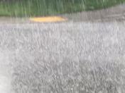 Heavy hail hits North Natomas