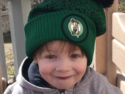 Little Celtic fan