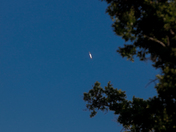 Space-X Launch from Daytona Beach