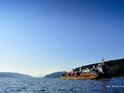 Fjord du Saguenay...! ....Par une belle journée.
