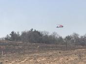 Oakwood,Oklahoma fires (Rhea fires)