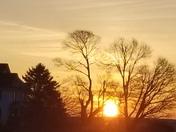 Beautiful Sunrise this morning,,!!!