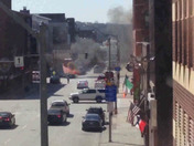 Fire on 3rd & Court on 4/19/2018