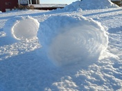 Snow rollers????