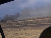 Fire in bernardo nm
