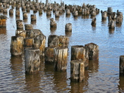 Kam River Piers