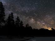 Milky Way Surprise!