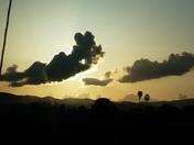 Sunset in Fairfield