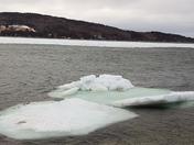 Ice Flows in Atlantic Canada