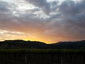 Sunset in Green Valley, Fairfield