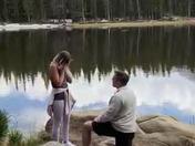 Surprise marriage proposal !!!!