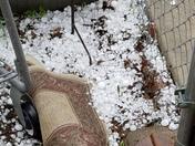 Hail in nevada