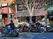 Bike Night Lexington
