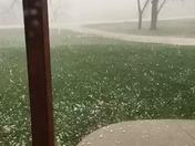 Rural State Center hail storm