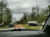 Around 630 this morning damage was left in Gravette