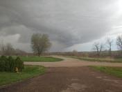 Knoxville tornado