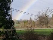 This mornings Rainbow