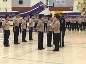 Soledad NJROTC Honored for Excellence