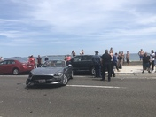 That was the accident at 1:35pm today in Revere beach