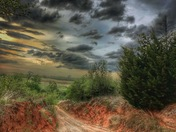 Oklahoma country roads
